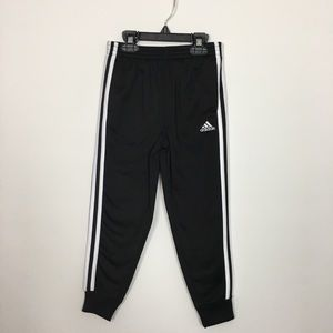 Boys adidas track pants